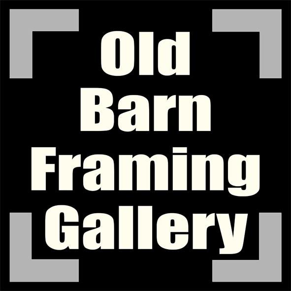 Old Barn Framing Gallery logo