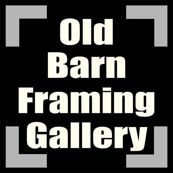 Old Barn Framing Gallery logo